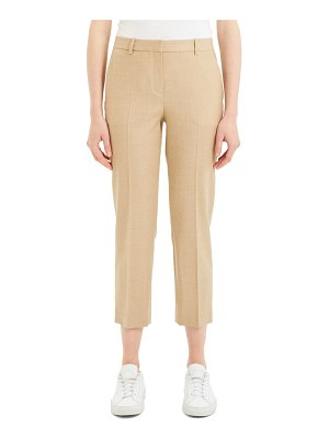 Theory crop trousers