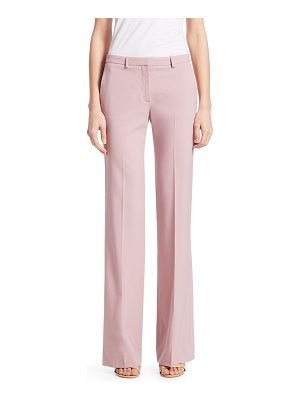 Theory demitria wool pants