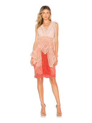 Thurley La Rambla Midi Dress