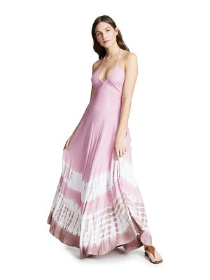 Tiare Hawaii georgia maxi dress