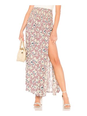 Tiare Hawaii Rock Your Soul Maxi Skirt