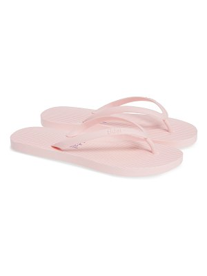 Tidal New York stripes flip flop