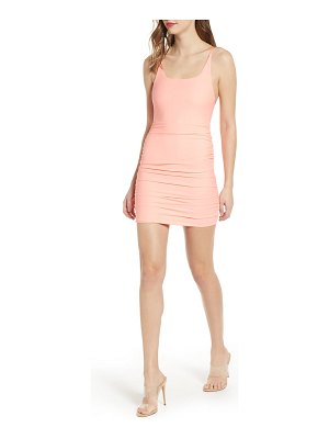 tiger Mist bondi body-con dress
