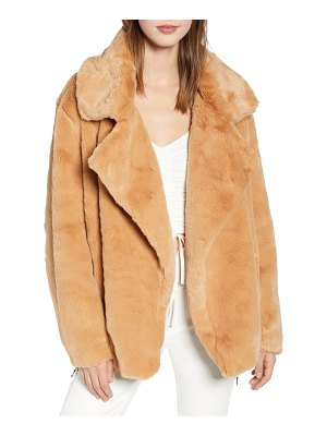 tiger Mist fawkner faux fur jacket