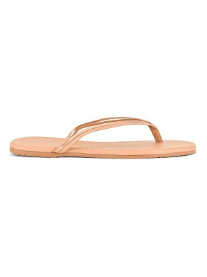 TKEES duos sandal