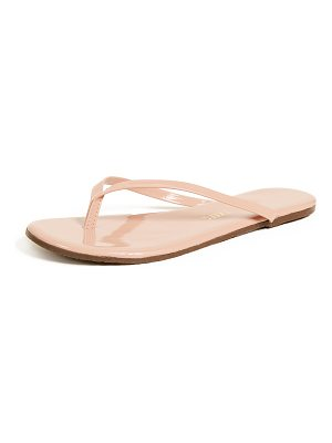 TKEES foundations gloss flip flops