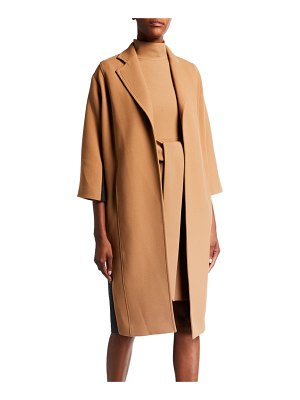 Toccin Modern Stretch 3/4-Sleeve Topper Jacket
