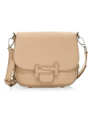 TOD'S Double T Saddle Bag