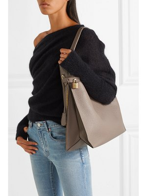 Tom Ford alix large textured-leather tote
