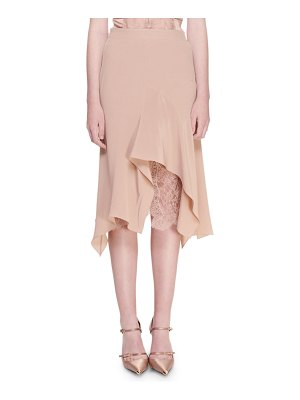 Tom Ford Handkerchief Hem Skirt