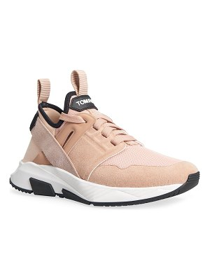 Tom Ford Jago Colorblock Trainer Sneakers