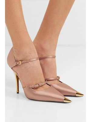 Tom Ford satin mary jane pumps