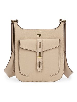Tom Ford T Twist Small Rialto Leather Crossbody Bag