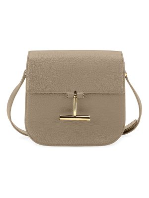 Tom Ford Tara Mini Grained Leather Crossbody Bag
