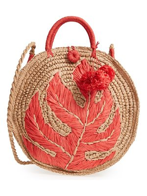 TOMMY BAHAMA Pirro Woven Straw Tote