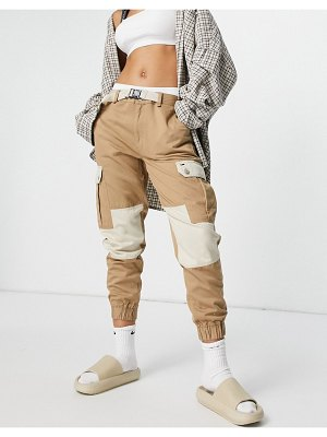 Tommy Jeans cargo pants-neutral