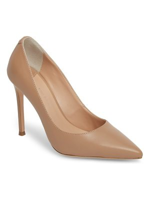 Tony Bianco lotus pointy toe pump