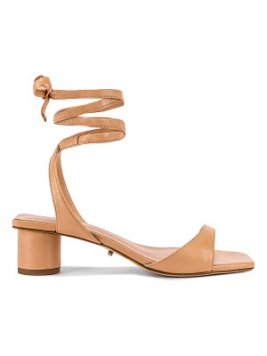 Tony Bianco patina strappy sandal