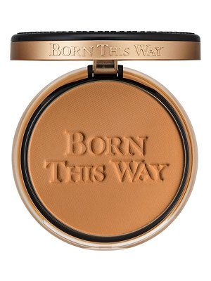 Too Faced born this way undetectable medium-to-full coverage powder foundation