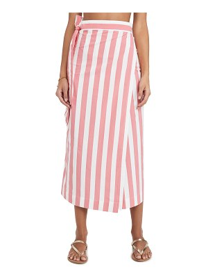 TOOSHIE stripe skirt