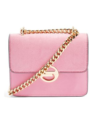 TOPSHOP Clean Rae Crossbody Bag