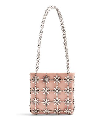 Topshop daisy cage shoulder bag