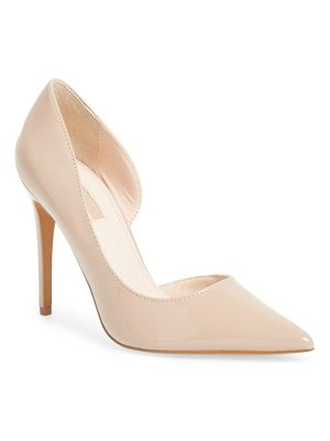 TOPSHOP Gallery Open Sided Pump