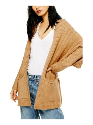 Topshop long cardigan