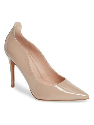 Topshop sammy court pump
