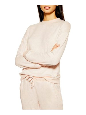 Topshop supersoft sweatshirt
