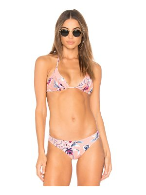 Tori Praver Swimwear Laurel Bikini Top