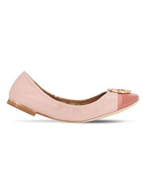 Tory Burch 10mm minnie leather ballerinas