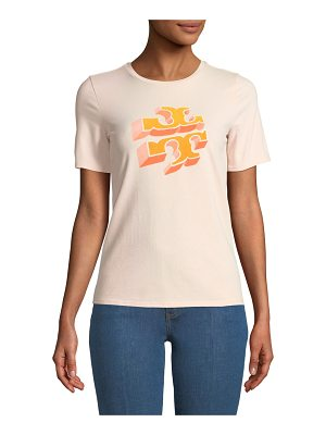 TORY BURCH April Logo Graphic T-Shirt