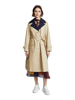Tory Burch ashby coat