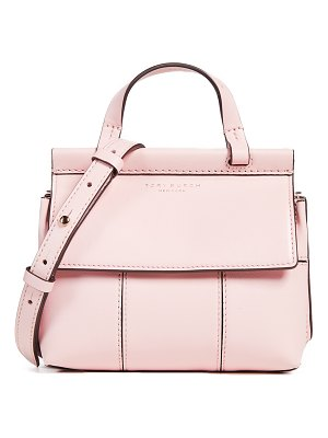 Tory Burch block t mini satchel