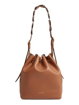 Tory Burch caroline leather hobo bag
