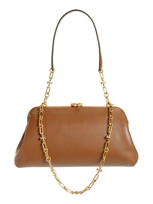 Tory Burch cleo leather shoulder bag