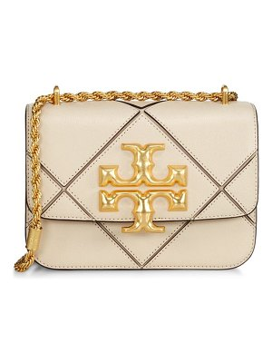Tory Burch eleanor small diamond-quilted leather shoulder bag
