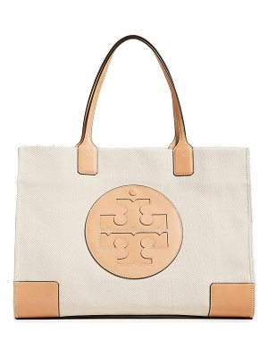 Tory Burch ella canvas tote