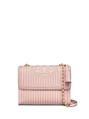 Tory Burch Fleming Mini Convertible Stud Shoulder Bag