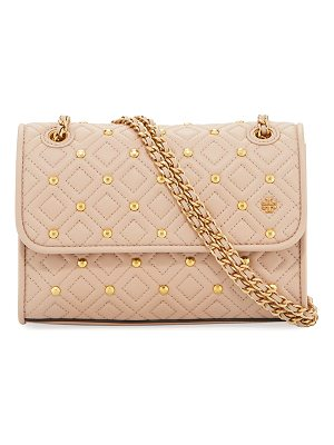 TORY BURCH Fleming Small Stud Shoulder Bag