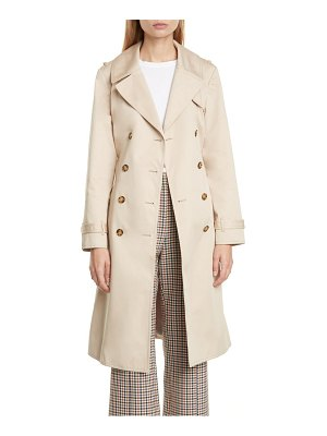 Tory Burch gemini trench coat