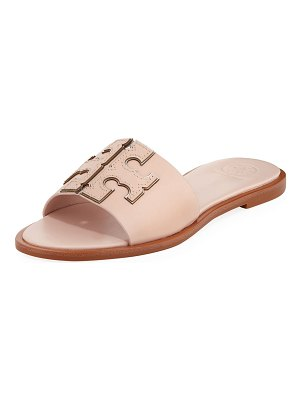 Tory Burch Ines Flat Slide Sandals