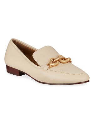 Tory Burch Jessa Horsebit Flat Loafers