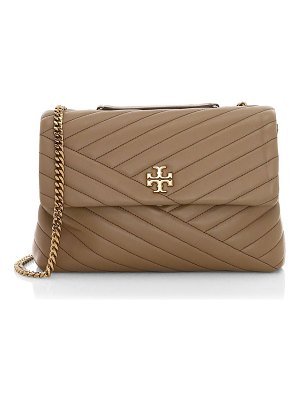 Tory Burch kira chevron leather shoulder bag