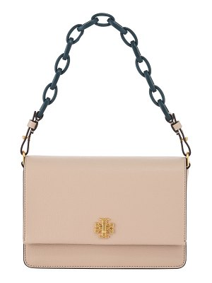 Tory Burch Kira Grain Leather Shoulder Bag