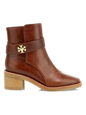 Tory Burch kira leather ankle boots