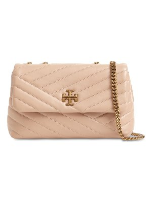 Tory Burch Kira small chevron quilted leather bag