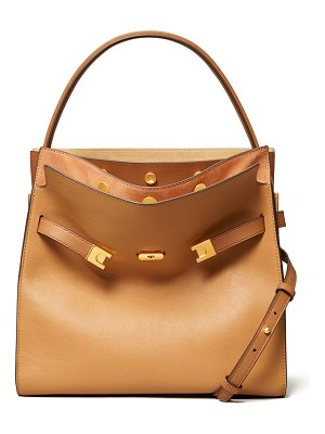 Tory Burch Lee Radziwill Double Crossbody Bag