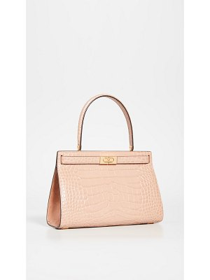 Tory Burch lee radziwill embossed small bag